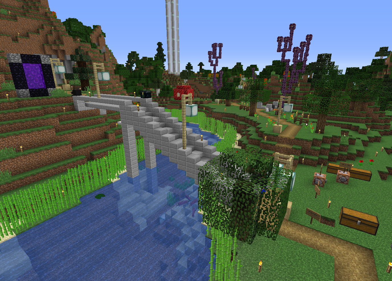 map minecraft tackle 1.7.3